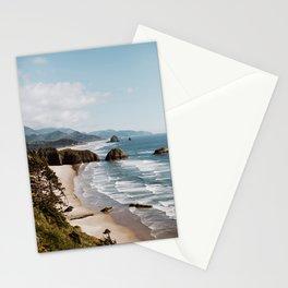 Oregon Coast Cannon Beach Stationery Cards