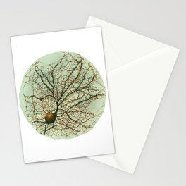 Neuron Watercolour Stationery Cards