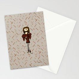 The real Gioconda Stationery Cards