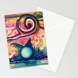 Paesaggio Sottomarino Stationery Cards