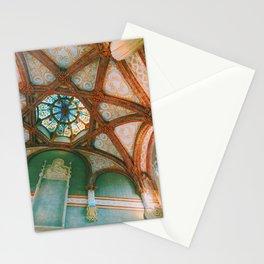 Hospital San Pau Barcelona Stationery Cards