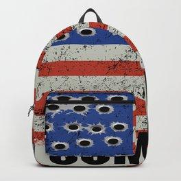 DO SOMETHING Gun Violence Legislation NOW! Backpack