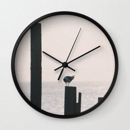 Seagull 5 Wall Clock