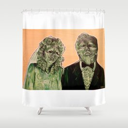 The Maitlands Shower Curtain