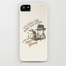 Same Old Story iPhone Case