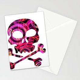 SKULL - P5 Stationery Cards