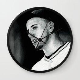 Jose Fernandez  Wall Clock