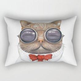 Astro Cat Rectangular Pillow