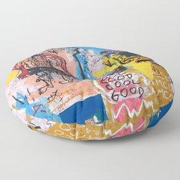 Coronados 2 Floor Pillow