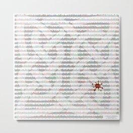 The Celtic Curse - Haemochromatosis Metal Print