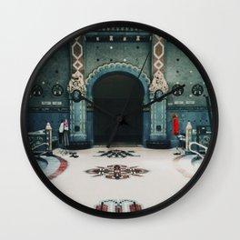 Gellért Thermal Baths, Budapest Wall Clock