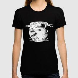ADVENTURE AND TRASH T-shirt