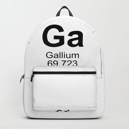 Gay Periodic Table Backpack