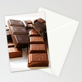 Sweet Snack Stationery Cards
