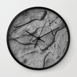 Rocks #3 Wall Clock