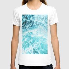 Perfect Sea Waves T-Shirt