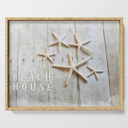 beach house Serving Tray