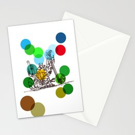 The Suicide Clutch Stationery Cards