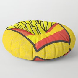 French Fries Floor Pillow