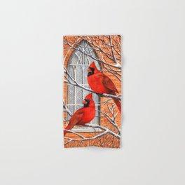 Cardinal Choir Hand & Bath Towel