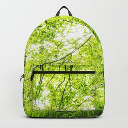 Wild nature parks I - Nature Fine Art photography Backpack