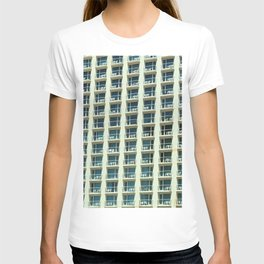 Tel Aviv - Crown plaza hotel Pattern T-shirt
