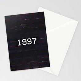 1997 Stationery Cards