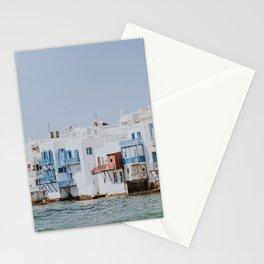 Mykonos VII / Greece Stationery Cards