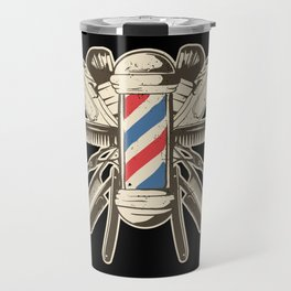 Barber Accessories | Beard Hairdresser Travel Mug