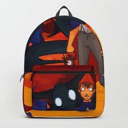 BURGLE YOUR TURTS Backpack
