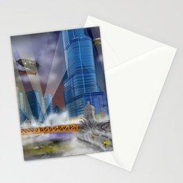 Windy City (Steampunked) Stationery Cards