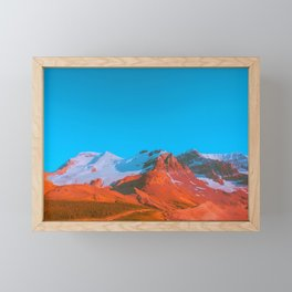 1960s Landscape IV Framed Mini Art Print