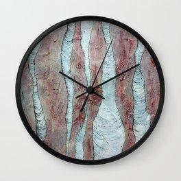 raices Wall Clock
