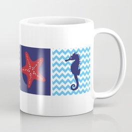 Nautical medley Coffee Mug