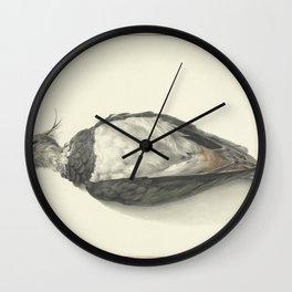 Lying dead lapwing, Jean Bernard, 1827 Wall Clock
