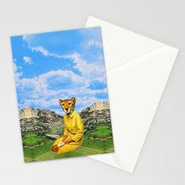 Cat Madam Stationery Cards