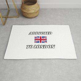 British Flag - Addicted to London Rug