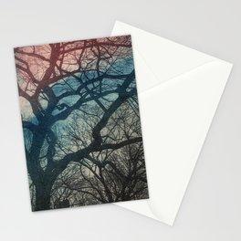 New York Tree Stationery Cards