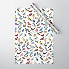 Birds Wrapping Paper