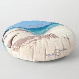 Quondolo Beach, Australia Floor Pillow