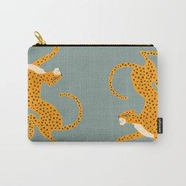 Leopard Race - blue Tasche