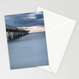 Silky Ocean At Virginia Beach Stationery Cards