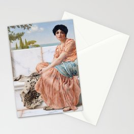 In the Days of Sappho Stationery Cards