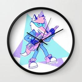 KEYTAR HERO Wall Clock