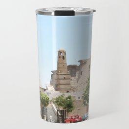 Temple of Luxor, no. 14 Travel Mug