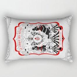 The Night Circus - light Rectangular Pillow