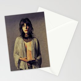 Patti Smith, Music Legend Stationery Cards