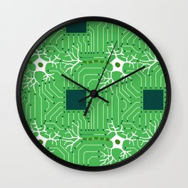 Neural Network 3 Wall Clock