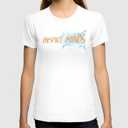 Inspire Minds (Colour) T-shirt