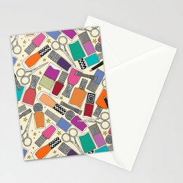 perfect nails Stationery Cards